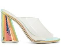 'Kuri' Sandalen aus PVC
