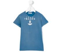 T-Shirt mit Anker-Print - Unavailable