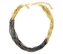 'Black Hole Sun' Halskette