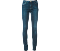 """Jeans mit """"Loved""""-Patches - women"""