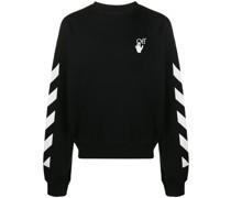 'Diagonal Arrows' Sweatshirt