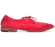 ombré lace-up shoes