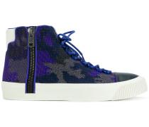 'S-Quest' High-Top-Sneakers