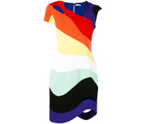 Kleid mit Cut-Outs - women - Polyester/Acetat