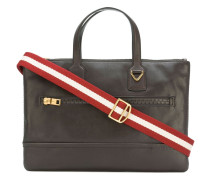 zipped briefcase