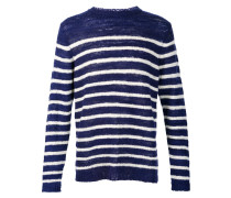 Gestreifter 'Picasso' Pullover