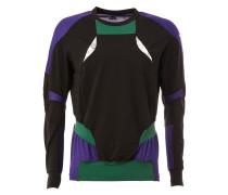 Kolor x Sweatshirt mit Einsätzen