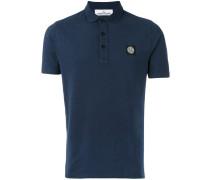 Poloshirt mit Logo-Patch - men