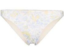 'Staple' Bikinihöschen mit Print