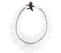 Transparente Halskette