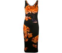 Kleid mit Baum-Kleid - women - Elastan/Viskose