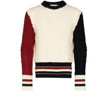 Fun Mix Tweed-Pullover