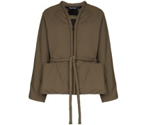 Oversized-Steppjacke