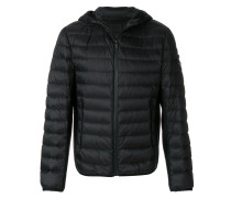 hooded padded jacket - Unavailable