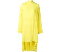 Rückenfreies Kleid - women - Seide/Acetat - 40