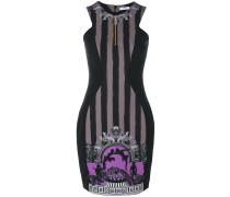 Kleid mit zentralem Einsatz
