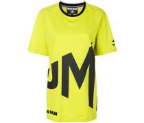 T-Shirt mit augedrucktem Schriftzug