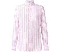 woven stripe shirt