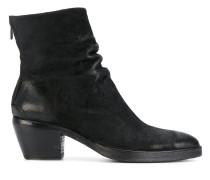 Angela waxed boots