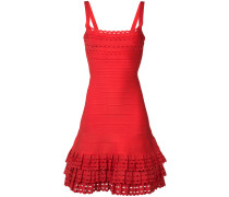 - Kleid mit gestuftem Saum - women