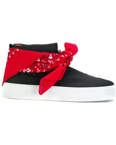 'Bandana' High-Top-Sneakers