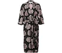 Kimono-Mantel mit Print