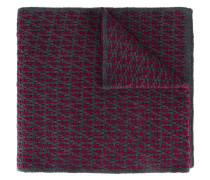 FF logo knit scarf