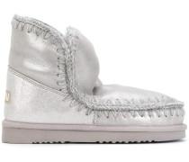 'Eskimo' Stiefel mit Kontrastnaht