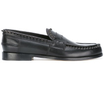 - Loafer mit Nieten - men - Kalbsleder - 42
