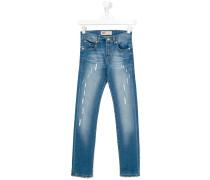 '510' Skinny-Jeans - kids - Baumwolle/Elastan