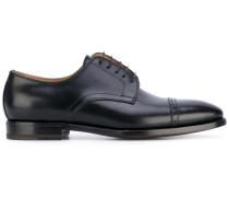 Derby-Schuhe mit mandelförmiger Kappe - men