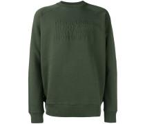 Sweatshirt mit Prägung
