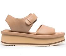 Mamore Sandalen aus Leder