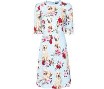 'Mimmo' Kleid mit Print