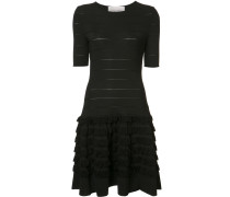 - Kleid mit Rüschen - women - viscose - L