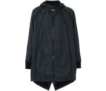 recycled elongated jacket
