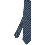 Jacquard-Krawatte aus Seide