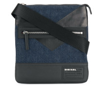 panel shoulder bag