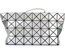 Mini 'Prism Basic' Clutch mit Metallic-Effekt