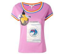 - T-Shirt mit 'Julie Verhoeven'-Patch - women
