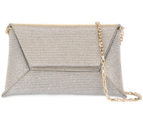 Clutch mit Kettenriemen - women - Nylon/Metall