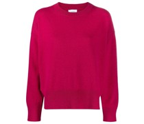 Pullover mit seitlichen Schlitzen