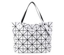 Shopper im geometrischem Design