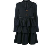 Mantel mit Rüschen - women - Polyester - S