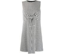 Minikleid mit Vichy-Kleid