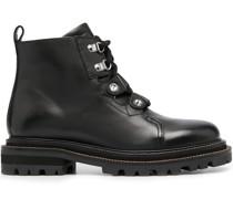 Hiking-Boots mit Nieten