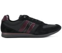 side stripe detail sneakers