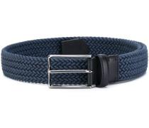 woven belt - men - Baumwolle - 85