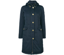 button up coat