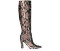 Stiefel in Schlangenlederoptik, 42mm